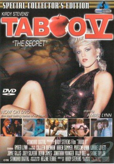 Taboo 5 st.Kay Parker DVD NTSC R0