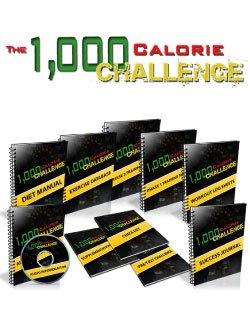1,000 Calorie Challenge