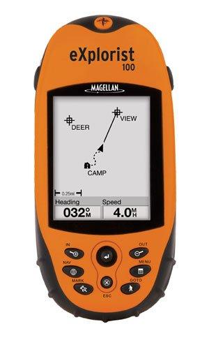 Magellan eXplorist 100 North America