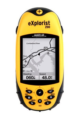 Magellan eXplorist 200 North America