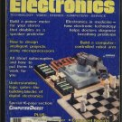 Radio Electronics May 1985 Technology Video Stereo