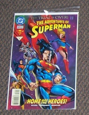 Superman   531    January 1996