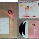 Jane Fondas Workout Record  Music Album LP 33