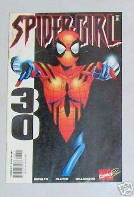 Spider-Girl Vol. 1 No. 30 March 2001 Marvel Comics