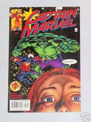 Captain Marvel Vol. 3 No. 2 February 2000 Marvel Comics
