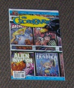 CrossOvers   Vol. 1 Issue 8   November 2003