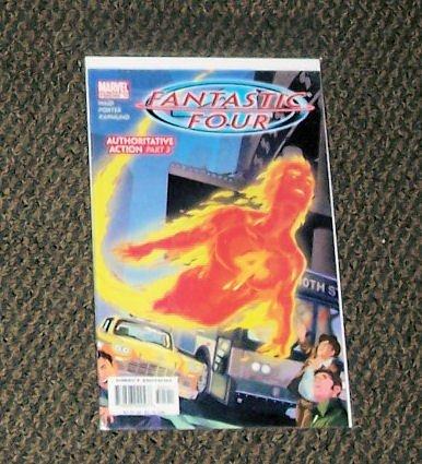 Fantastic Four Vol. 1 No. 505  December 2003