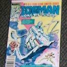 Iceman  Vol. 1 No. 1  December 1984
