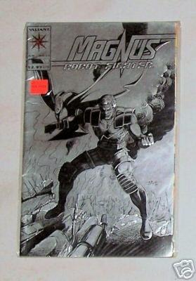 Magnus Robot Fighter Vol. 1 No. 25 June 1993 Comics