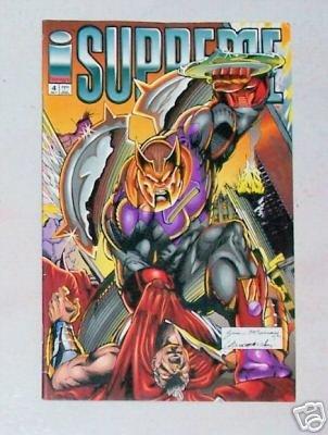 Supreme Vol. 2 No. 4 July 1993 Image Comics