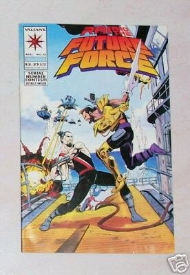 Rai And The Future Force Vol. 1 No. 12 Aug 1993 Comics