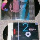 Jeffrey Osborne Stay Tonight Record Album LP 33