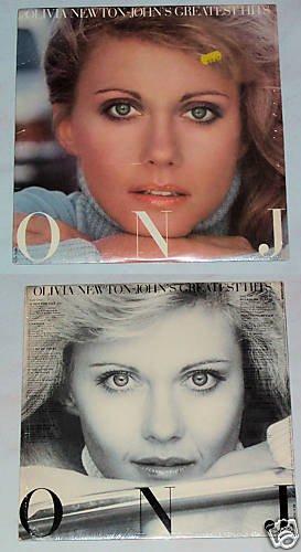 Olivia Newton-John Greatest Hits Record Album  LP 33