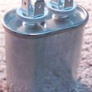NEW! Motor Run Capacitor 25mf 440volt Oval Oil Filled