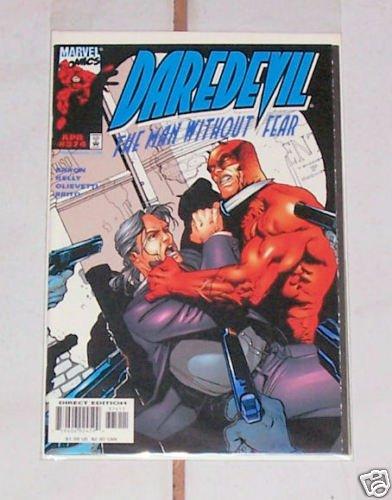 DareDevil Vol. 1 No. 374 April 1998