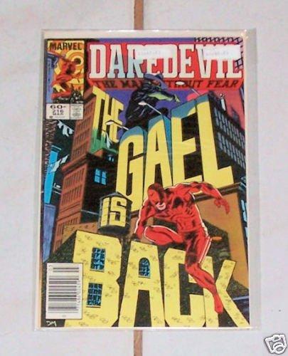 DareDevil Vol. 1 No. 216 March 1985