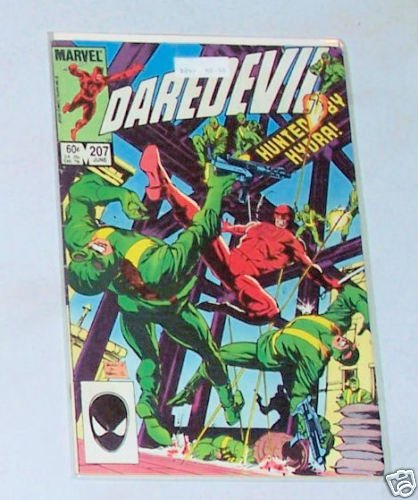 DareDevil Vol. 1 No. 207 June 1984