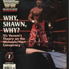 WF Magazine Nov1997 Shawn Vic Venom FederationWrestling