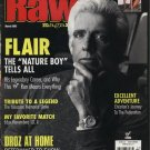 Raw Magazine March02 Devastatingly Debra Flair Nature +