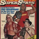 Wresling Super Stars Magazine Sum1986 Hulk Hogan & More