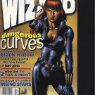 Wizard Magazine Dangerous Curves April 2000 Black Widow