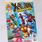 X-Men Universe Vol.1 No. 1 February 1999 Past Present