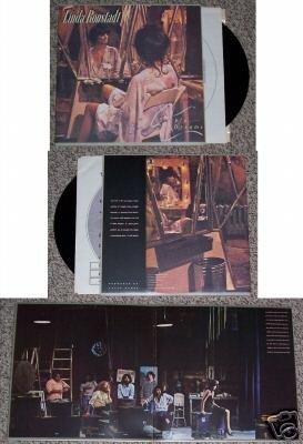 Linda Ronstadt Simple Dreams Record Music Album LP 33