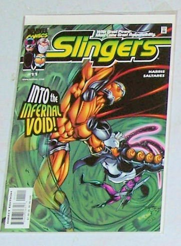 Slingers Vol.1 No11 October 1999 Into Infernal Void