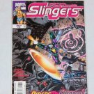 Slingers Vol.1 No.8 July 1999 Riders of the swarm
