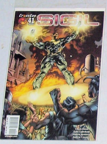 Sigil Vol. 1 Issue No. 41 November 2003