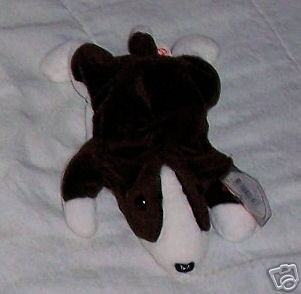 Bruno the Dog  Ty Beanie Babies Collectible