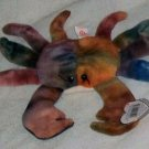 Claude the Crab Ty Beanie Babies Collectible