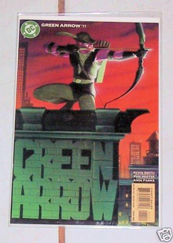 Green Arrow No. 11 February 2002