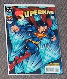 Superman    98   March 1995