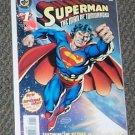 Superman   Man Of Tomorrow  1   Summer 1995