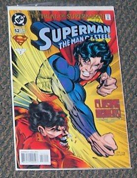 Superman   52   January 1996