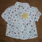 BRAND NEW    GEORGE    GIRLS BLOUSE    12 MOS