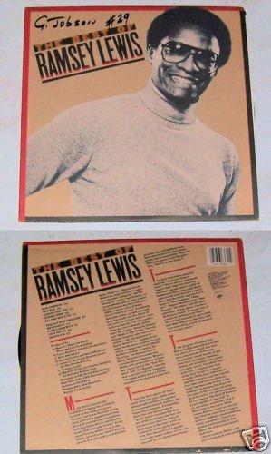 The Best Of Ramsey Lewis Music Record Album LP 33