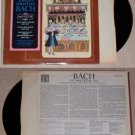 Johann Sebastian Bach Motets Music Album LP 33