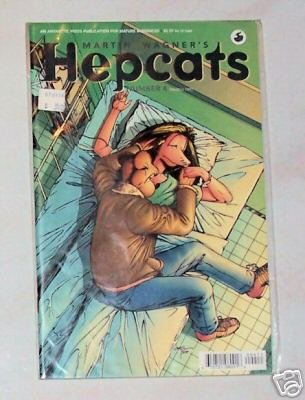 Hepcats No. 4 March 1997 Antartic Press Comics