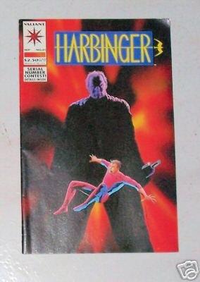 Harbinger Vol. 1 No. 21 September 1993 Valiant Comics