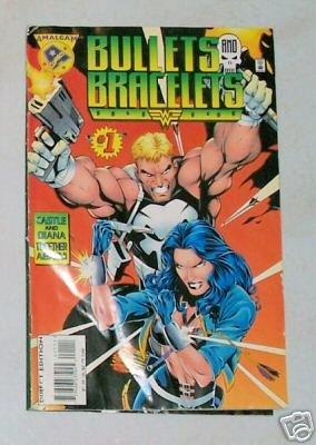 Bullets and Bracelets Vol. 1 No. 1 April 1996 Comics