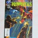 Leonard Nimoy's Primortals Vol. 1 No. 7  Tekno Comix