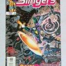 Slingers Riders of the Swarm Vol. 1 No. 8 Marvel Comics