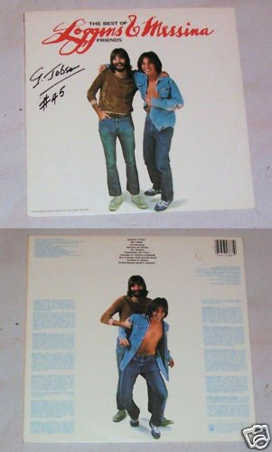 Loggins & Messina Best Of Friends Record Album LP 33