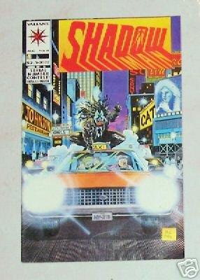 Shadowman Vol. 1 No. 16 August 1993 Valiant Comics
