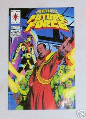 Rai And The Future Force Vol. 1 No.13 Sept 1993 Comics