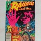 Raiders Of The Lost Ark Vol. 1 No. 1 Sept. 1 Comics