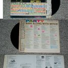 Sing Along W/ Mitch Party Music Record Album LP 33