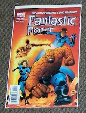 Fantastic Four No. 509 March 2004